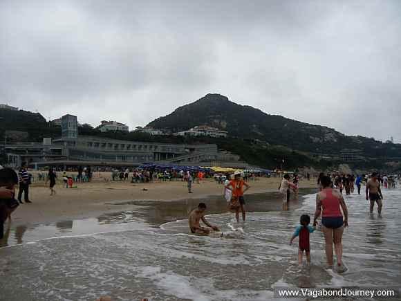 Chinese beach