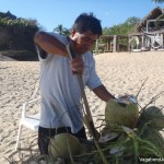 Coconut Seller Beach