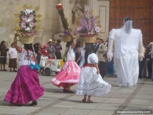 Dancers Mexican Wedding