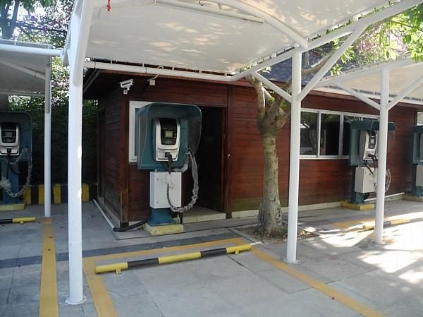 electric car charging station China (3)