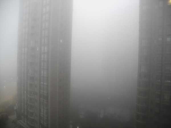 fog-xiamen-china