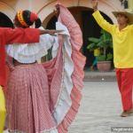 Folk Dancers Colombia
