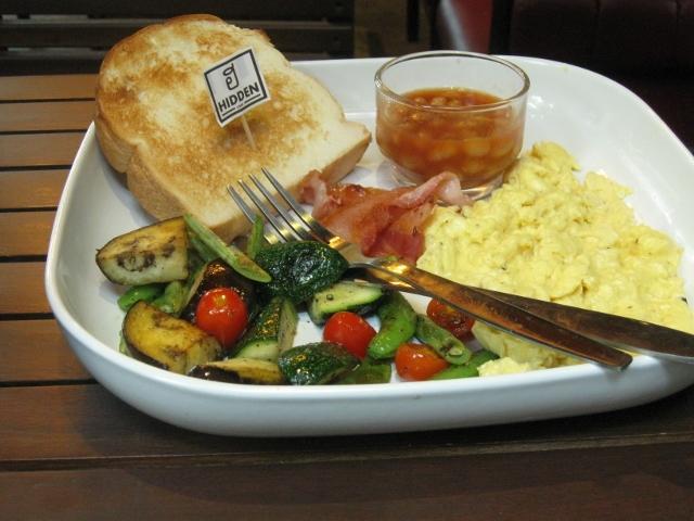 English breakfast Bangkok