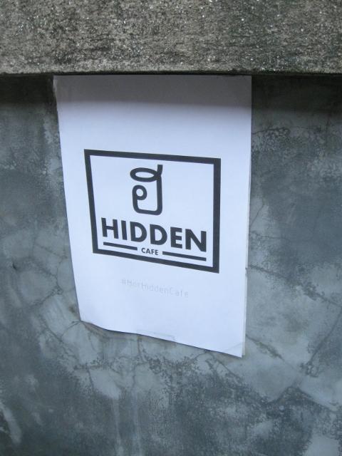 Hidden Cafe Bangkok