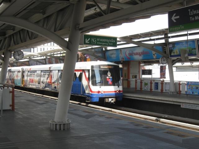 Bangkok Skytrain 2