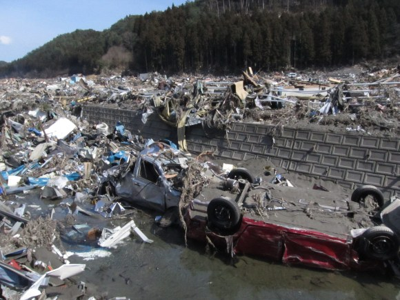 Tsunami from the Great East Japan Earthquake