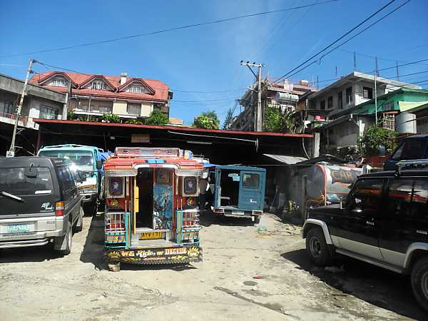jeepney workshop