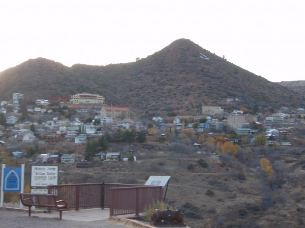 Jerome Arizona 2009