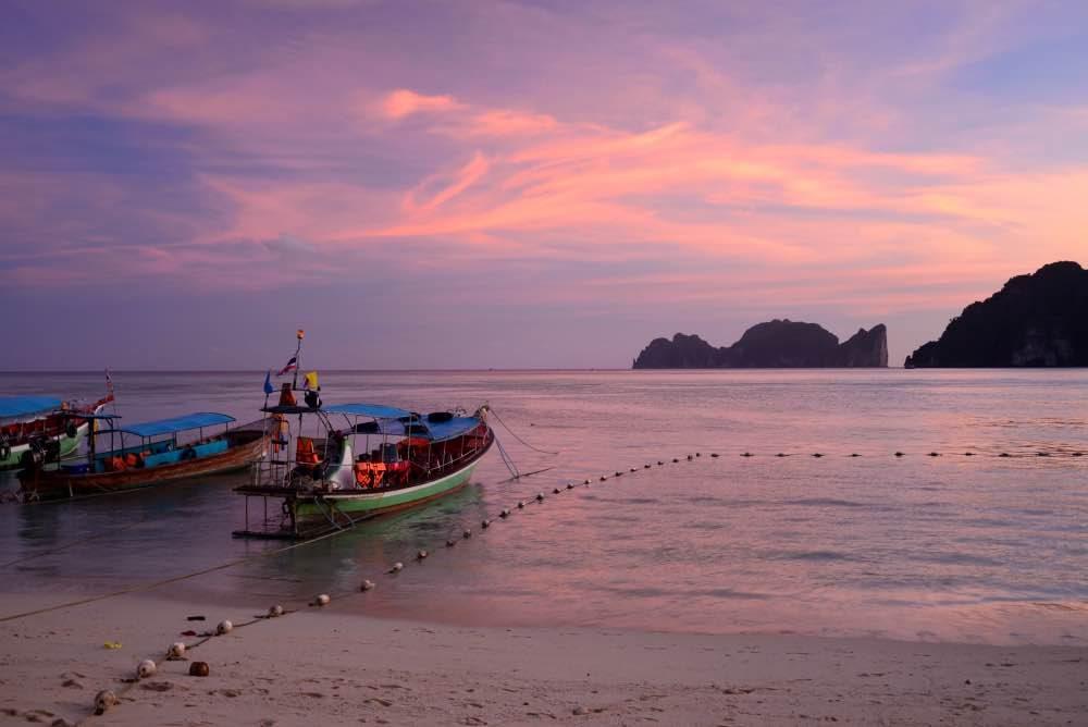 Thailand fishing