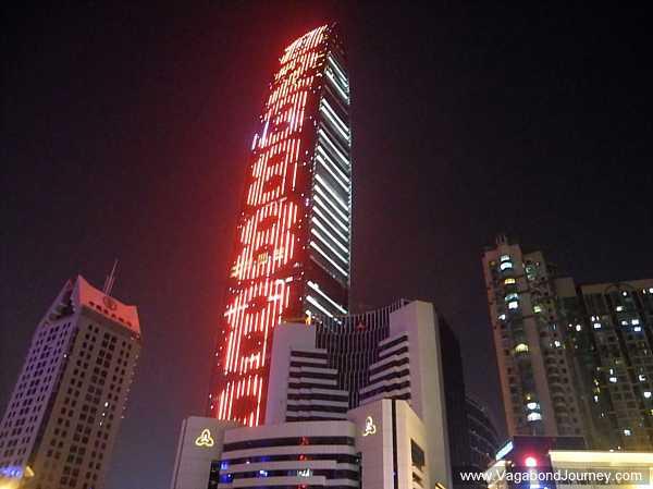 kingkey-skyscraper