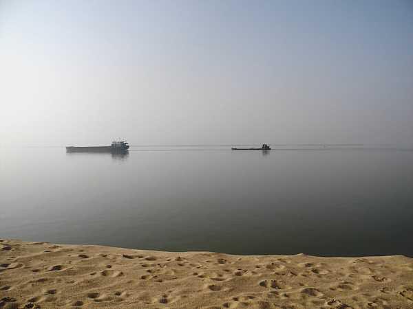 Laoye Temple waters