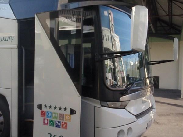 Bus Dominican Republic