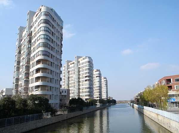 nanhui china empty apartments