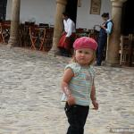 Petra Shepard in Villa de Leyva