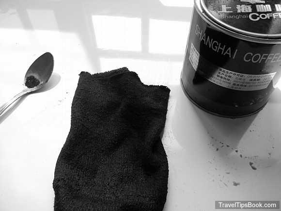 Sock coffee filter