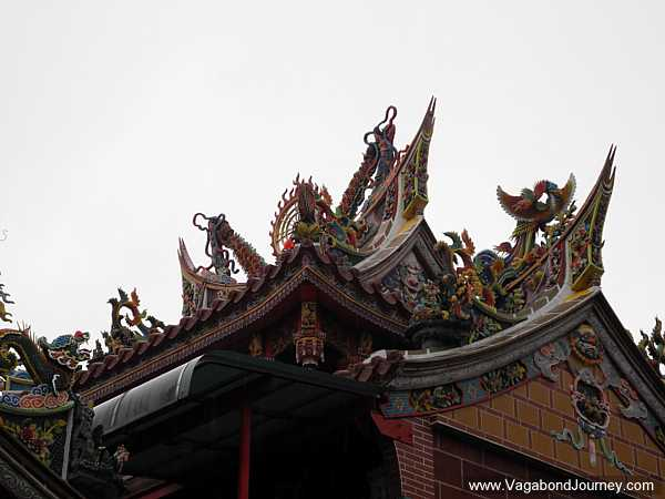 swallotail-roof-temple