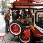 Truck cafe