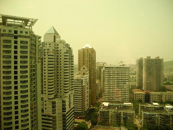 view from golden-sheraton-china