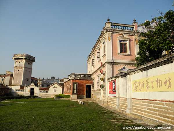 western-building-kinmen-old