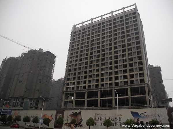 xnyang-new-city-china