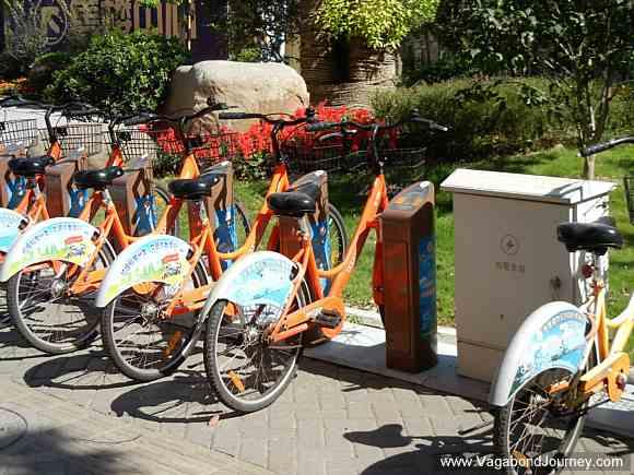 zhangjiagang-bike-sharing