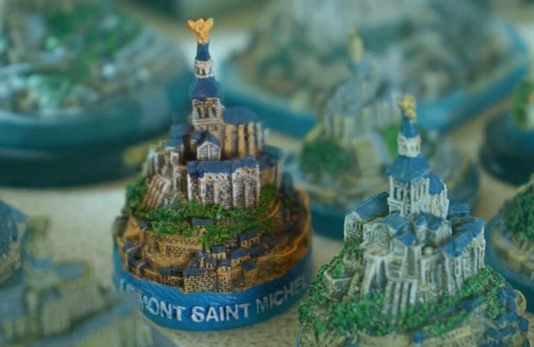 Mont-Saint-Michel - Der Berg ruft
