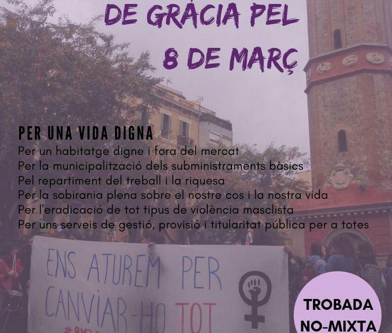 Comité de Vaga Feminista de Gràcia