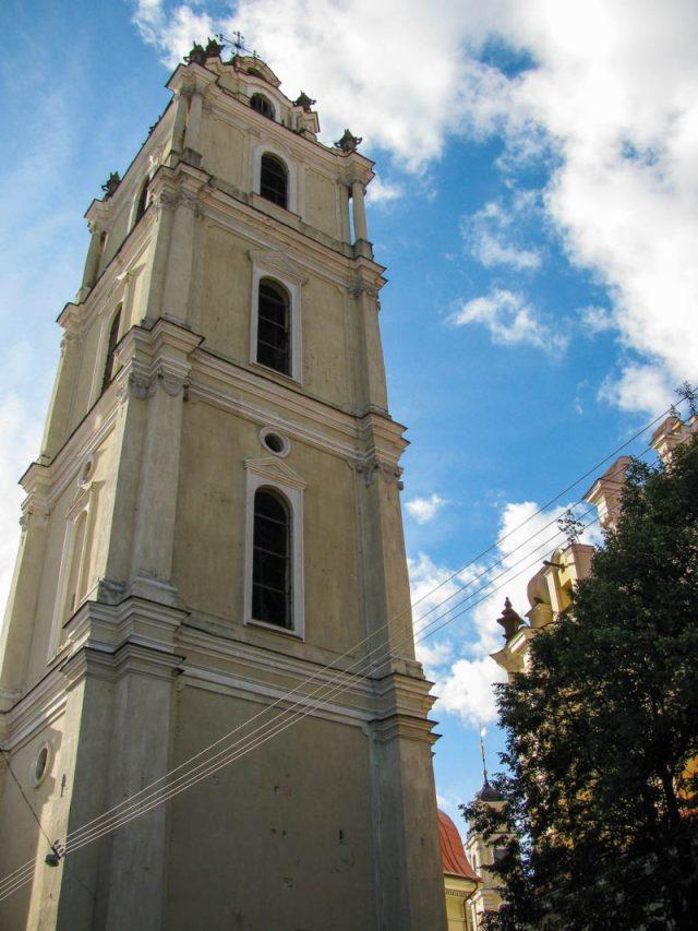 Igreja barroca de São João Baptista e São João Evangelista
