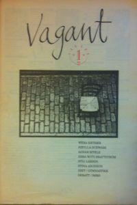 Vagant 1/1994