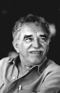 Gabriel García Marquez. Foto: Patrick Curry/Randhomhouse.