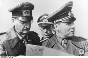 Pas de Calais, Speidel, Lang, Rommel
