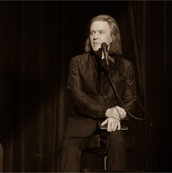 David Sylvian, Arve Henriksens «Cartography»-konsert, Punkt 2011. Foto: Freddy Larsen