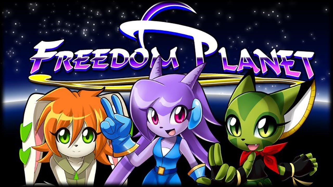 Resultado de imagem para Freedom Planet