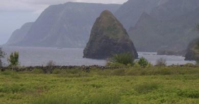 Leper colony Molokai
