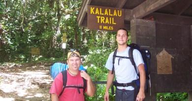 Kalalau Trail Hiking