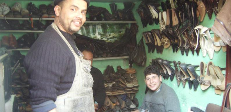 Mohammad the Cobbler and My $600 Shoes