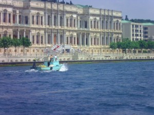 Dolmabahche Palace, Istanbul Cruise, Turkey Cruise, Black Sea Cruise