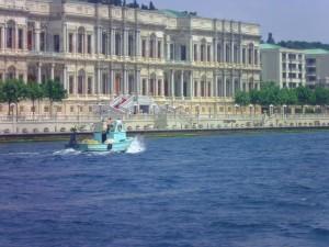Dolmabahche Palace, Istanbul Cruise, Turkey Cruise, Black Sea Cruise