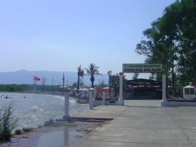 Koycegiz Lake, Koycegiz Town