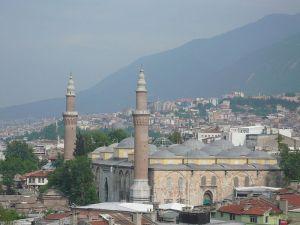 Bursa, Turkey, Turkey Travel, Turkey tourism, Ulu Mosque