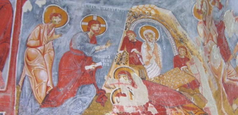 Cappadocia – Goreme – Fairy Chimneys and Rock Cut Churches