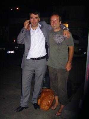 Ankara Dolmus, Ankara bus station, Ramazan