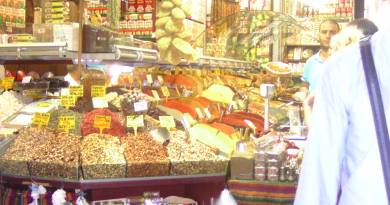 Istanbul Spice market, shopping in Istanbul