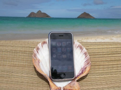 Technomad Tools – #1 – Smart phone – Mine and yours?