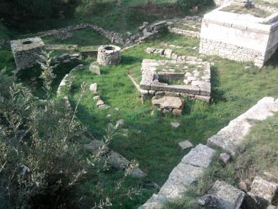 Troy - Temple of Athena