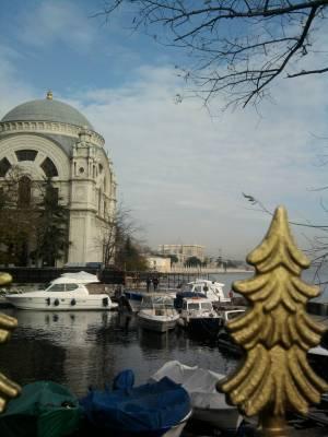 Dolmahbahce Bosphorus