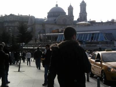 Istikal Caddessi in Istanbul