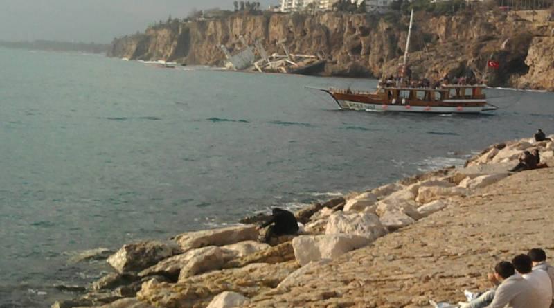 Smashse Ship Antalya
