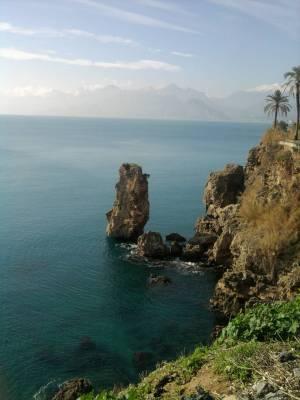 Travel to Antalya
