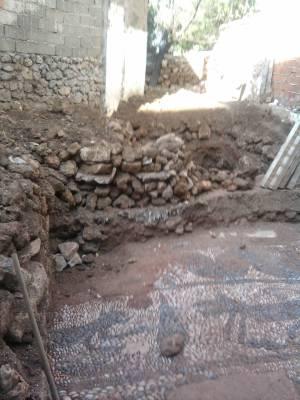 Roman Mosaic Antalya